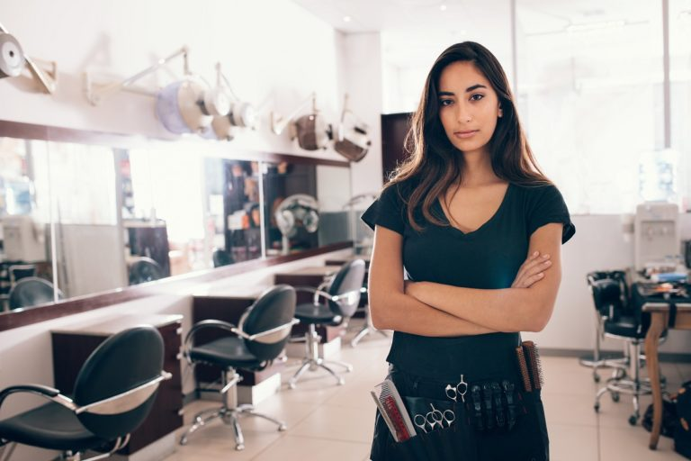 salon owner