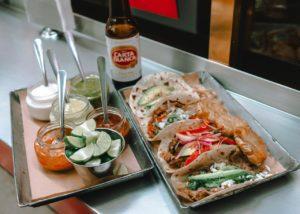 street food: tacos