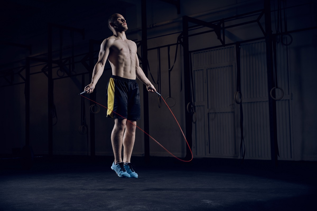 jump rope concept